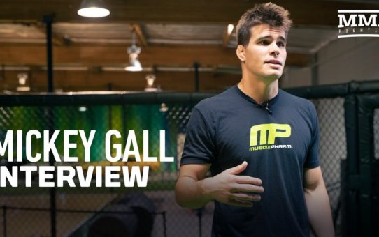 Mickey Gall Says CM Punk vs. Mike Jackson 'Went 15 Minutes Too Long' – MMA Fighting