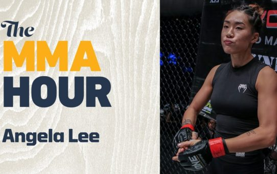 ONE Champ Angela Lee Calls Car Accident 'A Restart Button' For Her Fighting Career