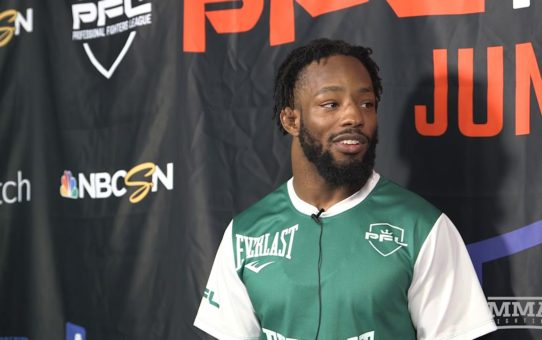PFL 1: Andre Harrison Believes 'Everyone Is Banking Too Much On PFL Point System' – MMA Fighting