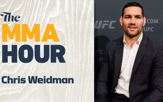 Chris Weidman: Michael Bisping Put Himself In 'Bad Position' Feuding With Colby Covington