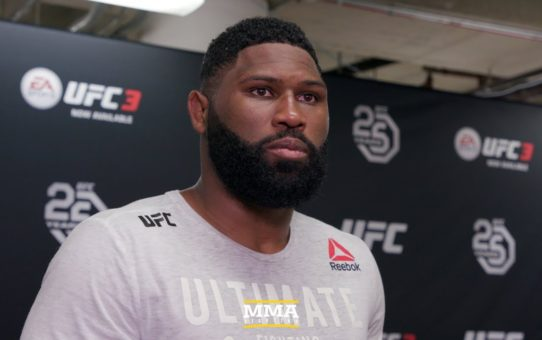 UFC 225: Curtis Blaydes Says His Wrestling is 'Best in the Division' – MMA Fighting