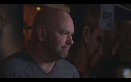 Dana White Media Scrum After UFC 225 Weigh-in