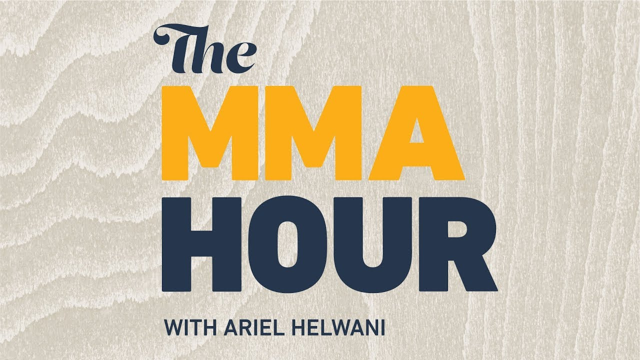 The MMA Hour Live -- June 11, 2018 (w/ Whittaker, Romero, Woodley, Covington, Iaquinta, Hunt, more)