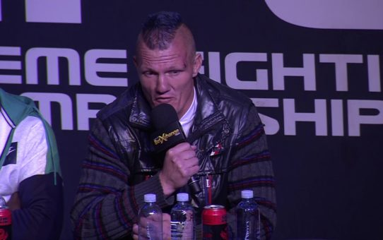 EFC 71 Post-Event Press Conference
