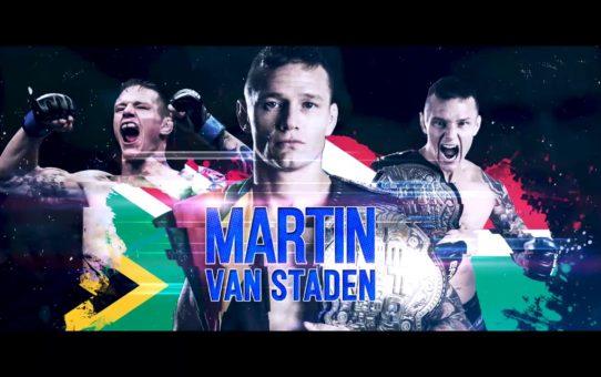 EFC 72 Van Staden vs Mazany – Promo