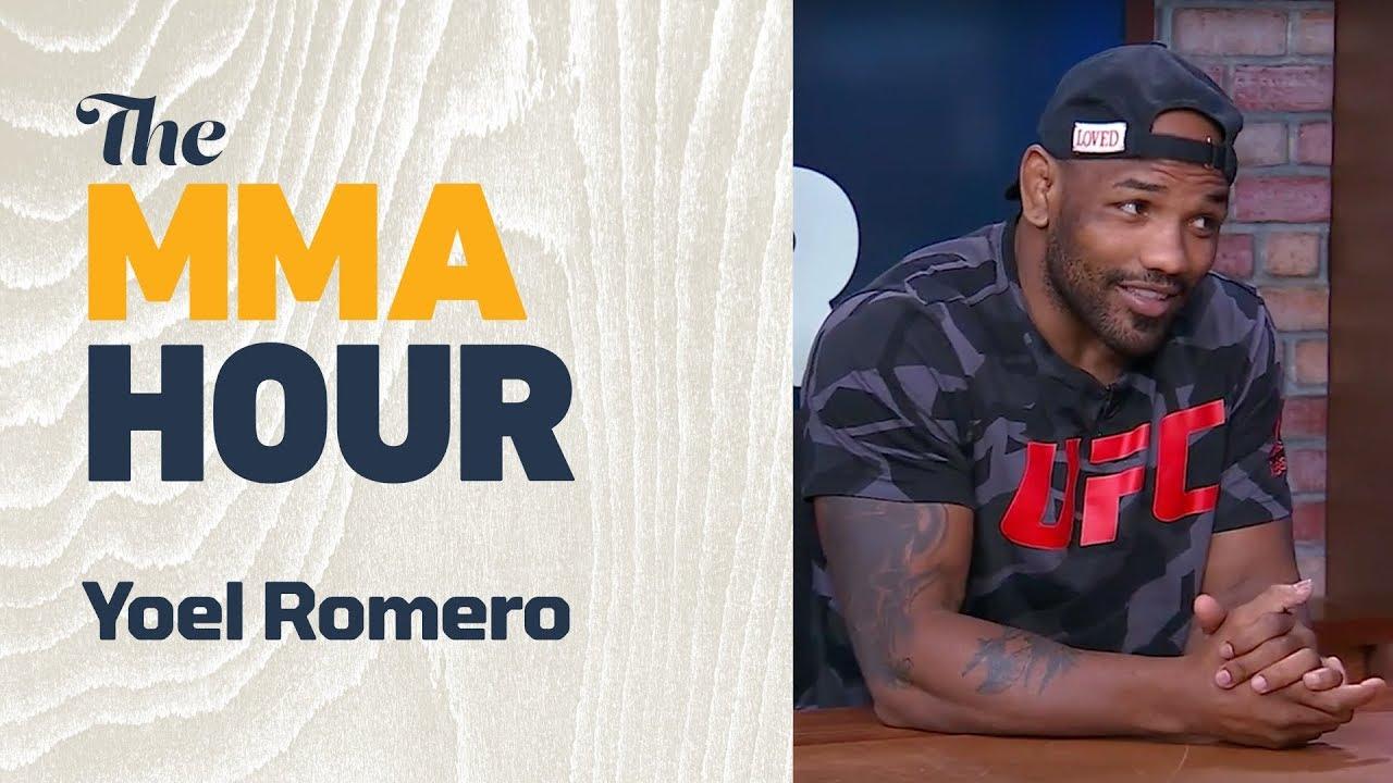 Yoel Romero Applauds Michael Bisping's Career, Talks Down Retirement Plans