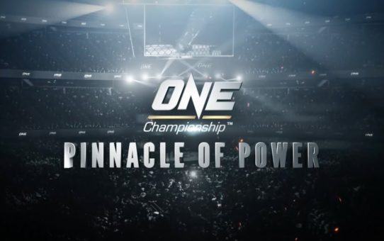 Event Recap   ONE: PINNACLE OF POWER   23 June 2018   Macau