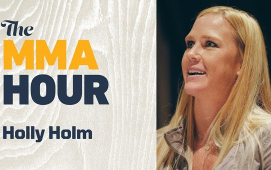 Holly Holm Wants 'My 135-pound Title back,' But Is Still Weighing Options
