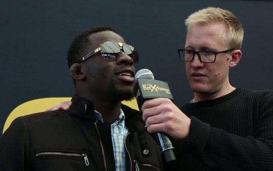 Igeu Kabesa on Zulu vs Alves at EFC 71