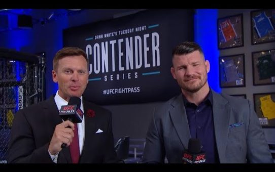 Week 2 Recap & Preview of Week 3 | Dana White's Tuesday Night Contender Series
