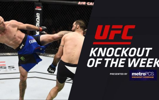 KO of the Week: Donald Cerrone vs Matt Brown