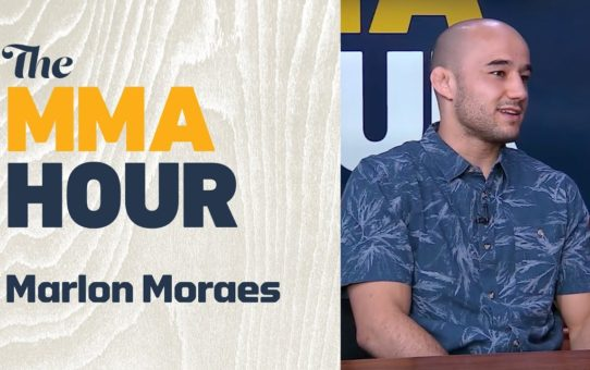 Marlon Moraes Believes Fans Would Rather See Him Fight For Title Than Raphael Assuncao