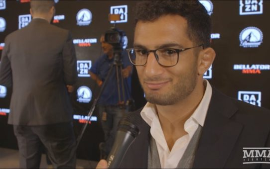 Gegard Mousasi Welcomes Bellator Rematch With Lyoto Machida, Says Machida Was '100 Percent' On PEDs