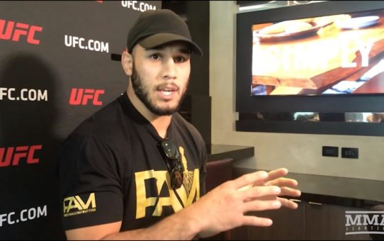 Brad Tavares Explains Why He Thinks Dana White 'Jumped the Gun' on Injury News – MMA Fighting