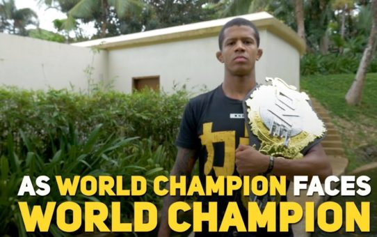 ONE Feature | Adriano Moraes' Journey From Orphan To World Champion