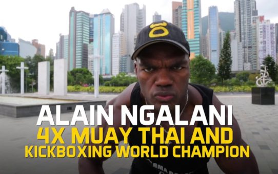 ONE Feature | Alain Ngalani's Special Move