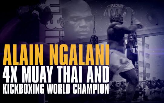 ONE Feature | Alain Ngalani's Unbelievable Splits