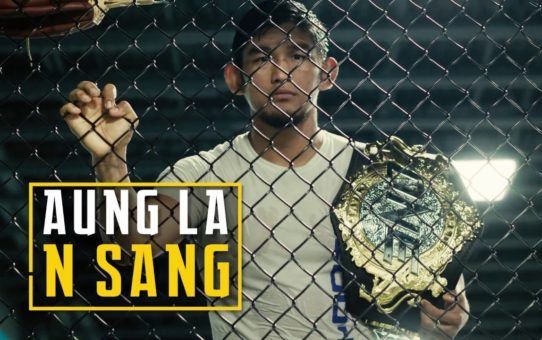 ONE Feature | Aung La N Sang's Biggest Threat