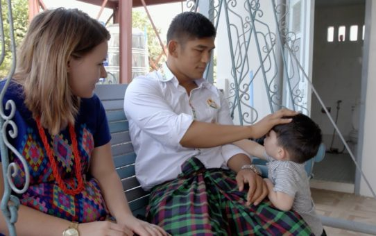 ONE Feature | Aung La N Sang's Gift Of Fatherhood