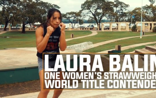 ONE Feature | Laura Balin Fueled By Family