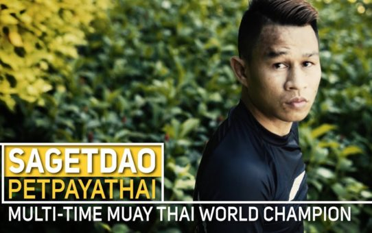ONE Feature | Sagetdao Petpayathai's Championship Challenge