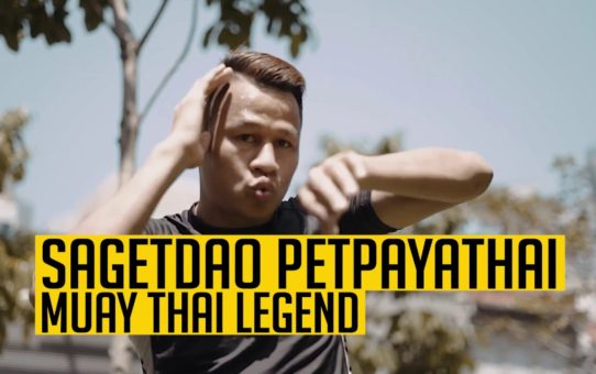 ONE Feature | Sagetdao Petpayathai's Love Of Muay Thai
