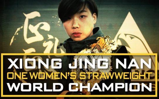 ONE Feature | Xiong Jing Nan And Laura Balin Break Down World Title Bout