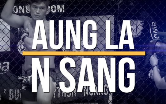ONE Highlights | Aung La N Sang's Amazing Achievements