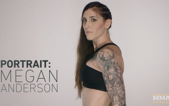 Portrait: Megan Anderson – MMA Fighting