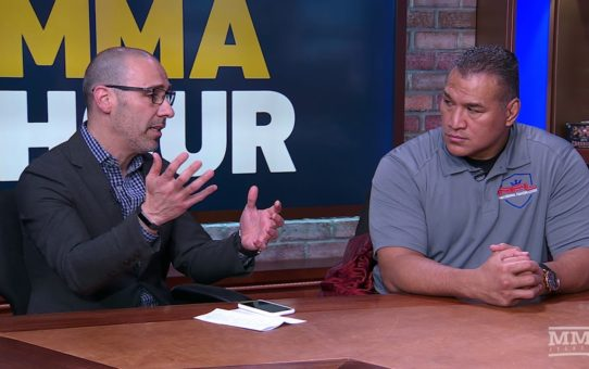 Ray Sefo & Carlos Silva Discuss PFL Tournament, Rules, Payouts, And More