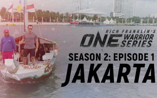 Rich Franklin's ONE Warrior Series   Season 2   Episode 1   Jakarta