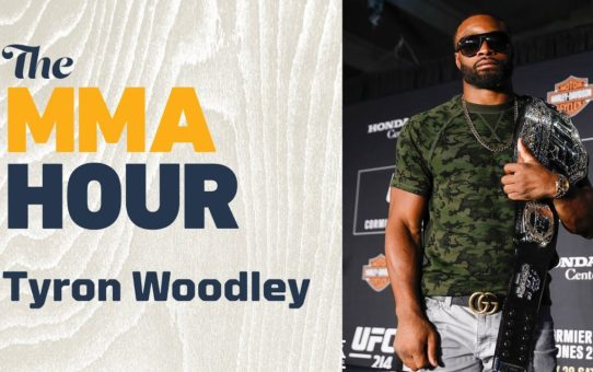 Tyron Woodley: Colby Covinton Is 'The Sh*t On The Bottom Of My Foot'