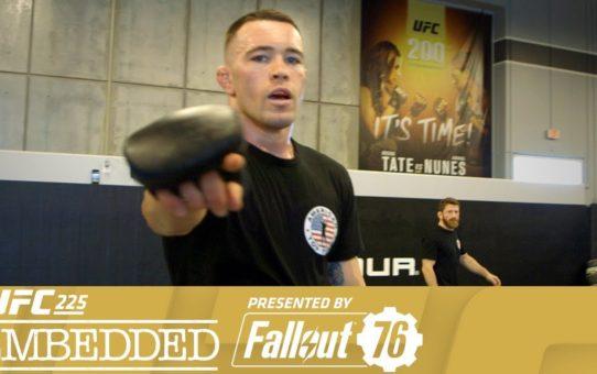 UFC 225 Embedded: Vlog Series – Episode 1