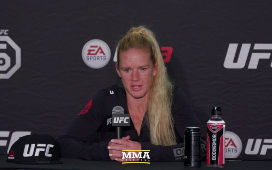 UFC 225: Holly Holm Post-Fight Press Conference – MMA Fighting
