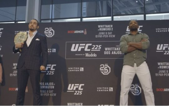 UFC 225: Media Day Faceoffs