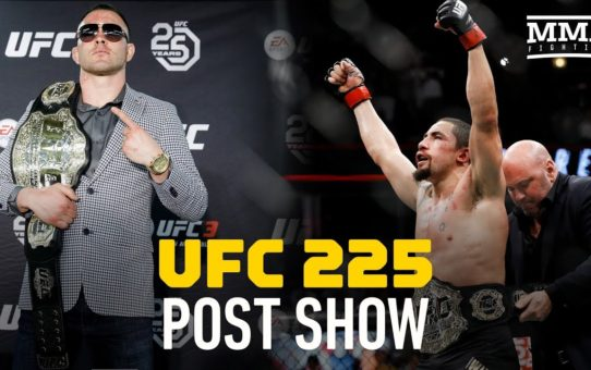 UFC 225 Post-Fight Show – MMA Fighting
