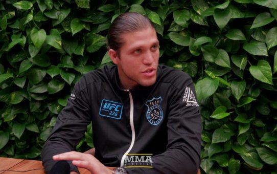 UFC 226: Brian Ortega Media Lunch Scrum – MMA Fighting