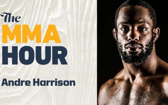 Undefeated Andre Harrison Believes He's 'The Best Featherweight, Period'