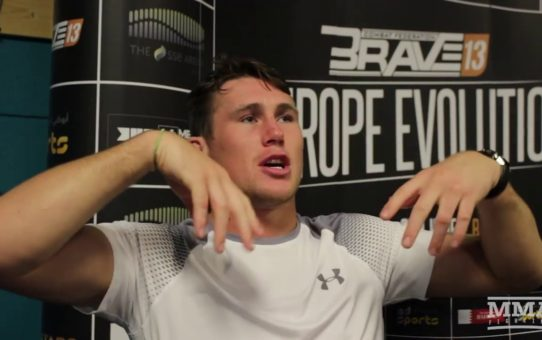 Darren Till On Controversial Weight Cut Video, 'Mini-Celebrity' Tyron Woodley, RDA vs. Covington
