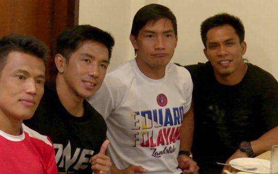 Vlog | Team Lakay Media Day