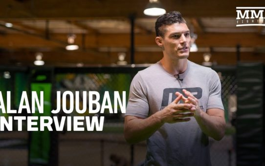 Alan Jouban: Going Back to Afternoon Weigh-Ins Will 'Hurt the UFC in the End' – MMA Fighting
