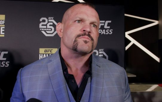 Chuck Liddell Says He Never Should Have Retired in First Place – MMA Fighting