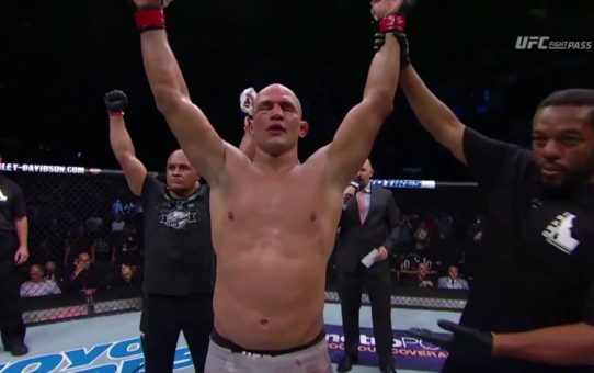 """Fight Night Boise: Junior Dos Santos – """"I'm Looking Forward To My Next Challenge"""""""