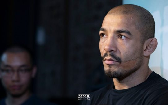 UFC on FOX 30: Jose Aldo Explains Why B.J. Penn Is With Him In Calgary – MMA Fighting