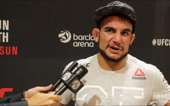 UFC Hamburg: Nad Narimani Claims Artem Lobov Turned Down Offer To Fight Him – MMA Fighting