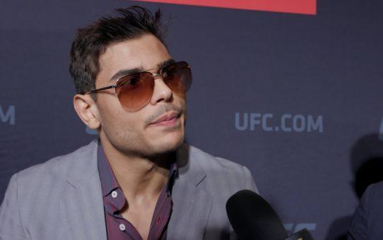 UFC 226's Paulo Costa Says Uriah Hall's 'Mind Is Weak': 'I Will Erase Him' – MMA Fighting