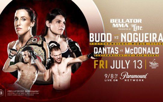 Bellator 202: Budd vs. Nogueira – LIVE Weigh Ins