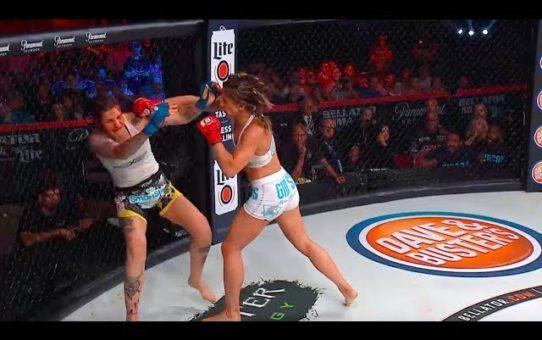 Bellator 202 Highlights: Julia Budd Defends Title – MMA Fighting