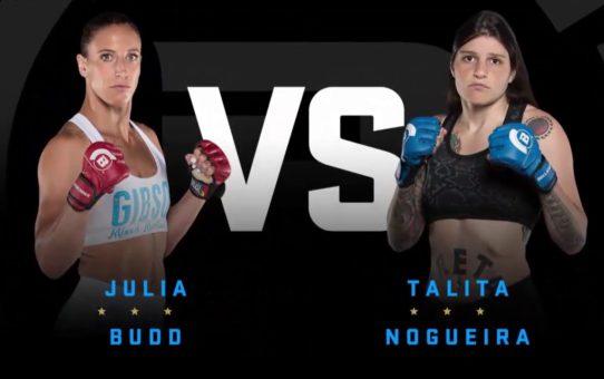 Bellator 202: Julia Budd vs. Talita Noguiera – Full Fight Highlights