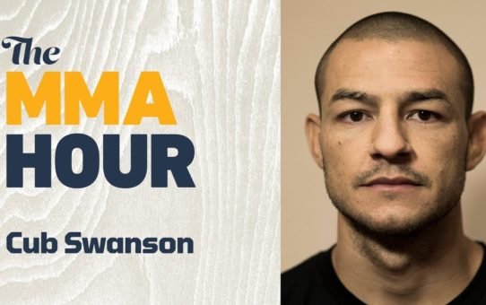 Cub Swanson Unworried About Being Cast In 'Gatekeeper' Role For UFC 227